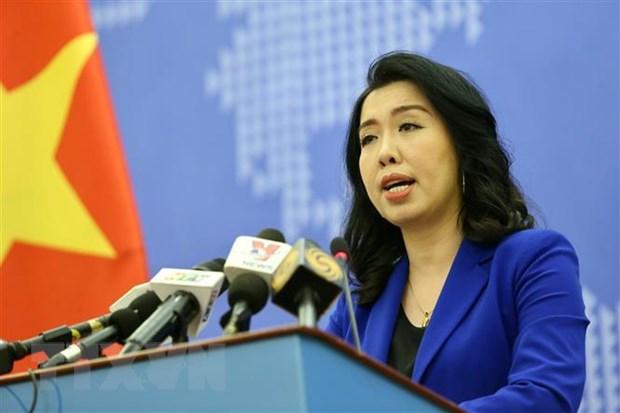 越南反对中国在黄沙群岛进行军事训练