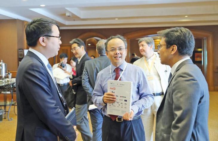 在越投资活动法律政策研究与咨询协会成立
