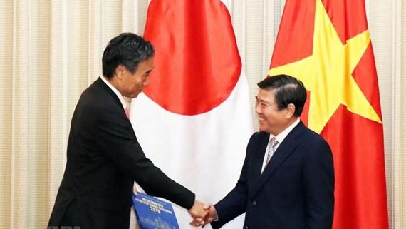 胡志明市欲与日本长野县展开更多合作项目
