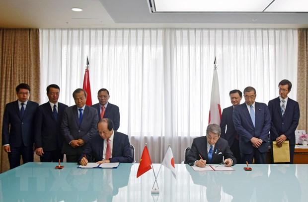 日本协助越南加快推进电子政务建设