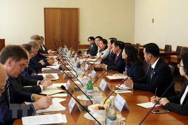 越南与俄罗斯推进内务工作合作