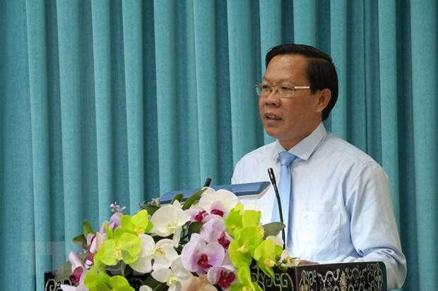 潘文卖同志被任命为槟椥省省委书记