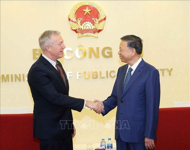 越南公安部与谷歌欲加强合作