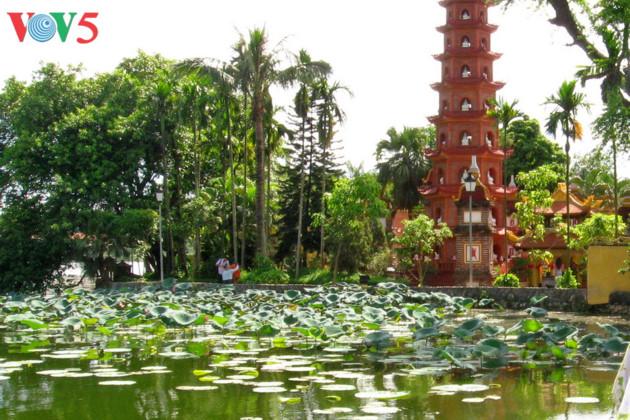 越南两座寺庙被列入世界20座最美寺庙名单