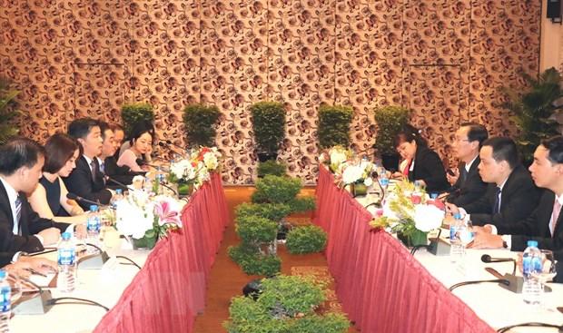 胡志明市与中国广东省共促合作