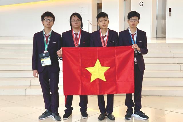 越南在国际信息学奥赛荣获两枚金牌