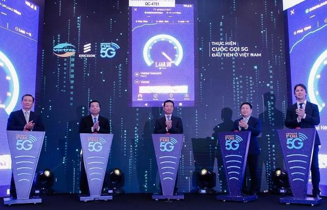 Viettel使越南成为最早推出5G商用服务的国家之一