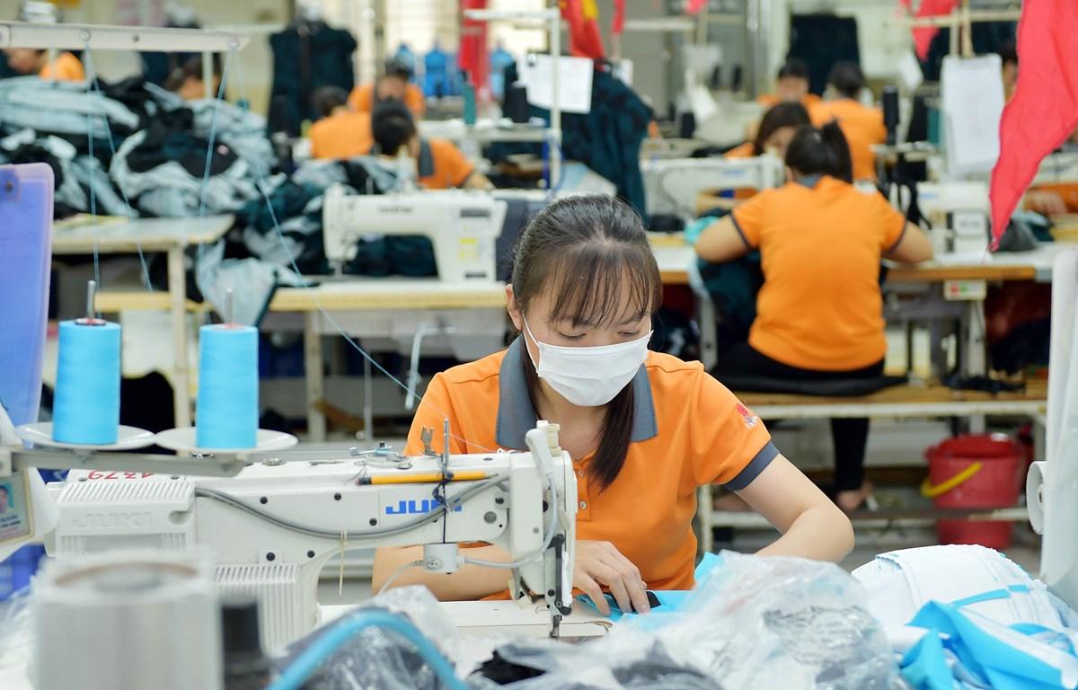 越南是全球10大纺织品出口国之一