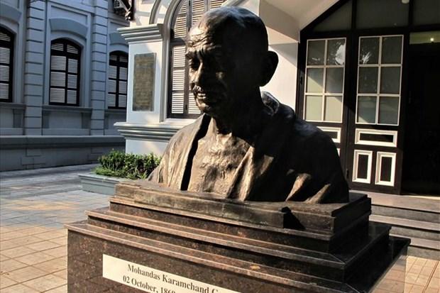 纪念印度领袖圣雄甘地诞辰150周年的系列活动将在越南举行