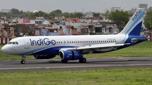 印度靛蓝航空即将开通飞往越南的第二条航线