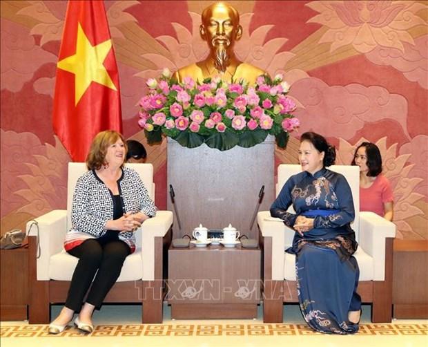 越南希望加强与法国的全面合作关系