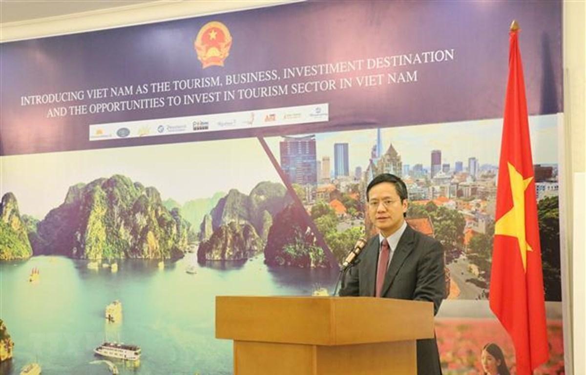 越南向印尼投资者推介旅游目的地