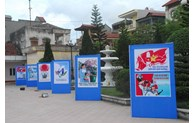 """""""家乡海洋岛屿-环境与遗产""""大型宣传画展举行"""