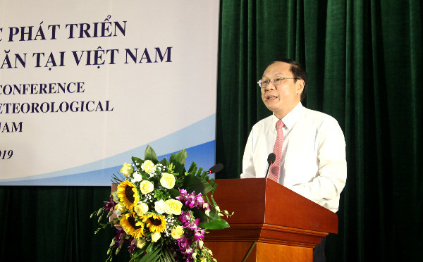 越南进一步发展水文气象领域各伙伴的关系