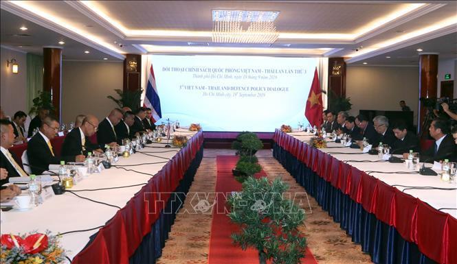 越南一向重视与泰国的防务合作关系