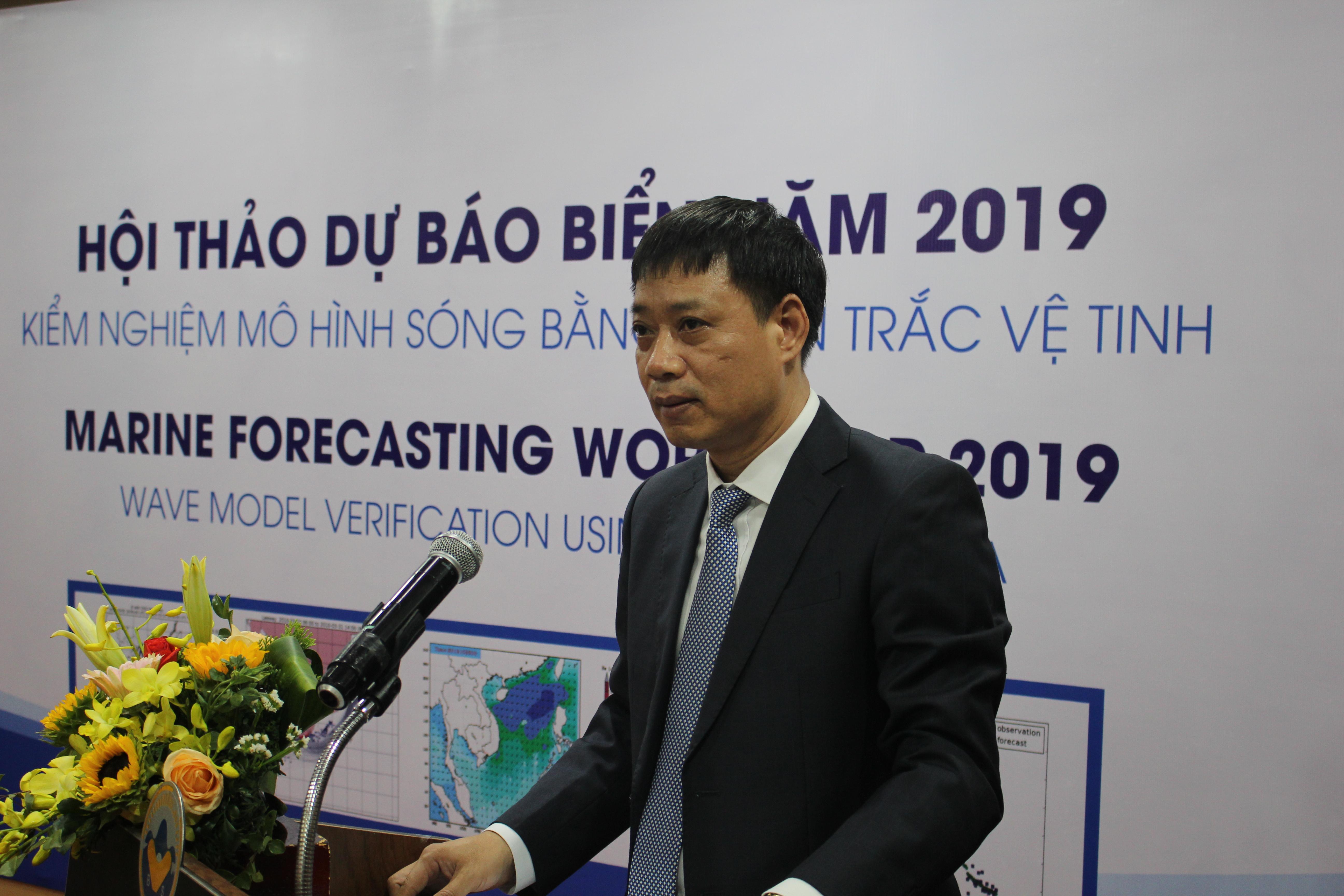 越南挪威加大提高海洋环境预报能力合作力度