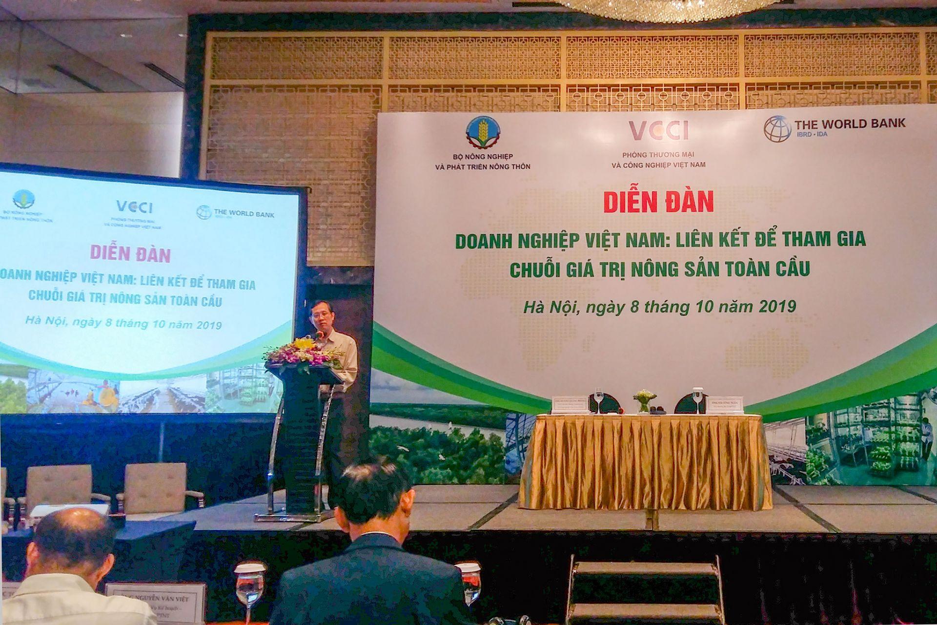 企业加强对接  推动越南农产参与全球农产品价值链