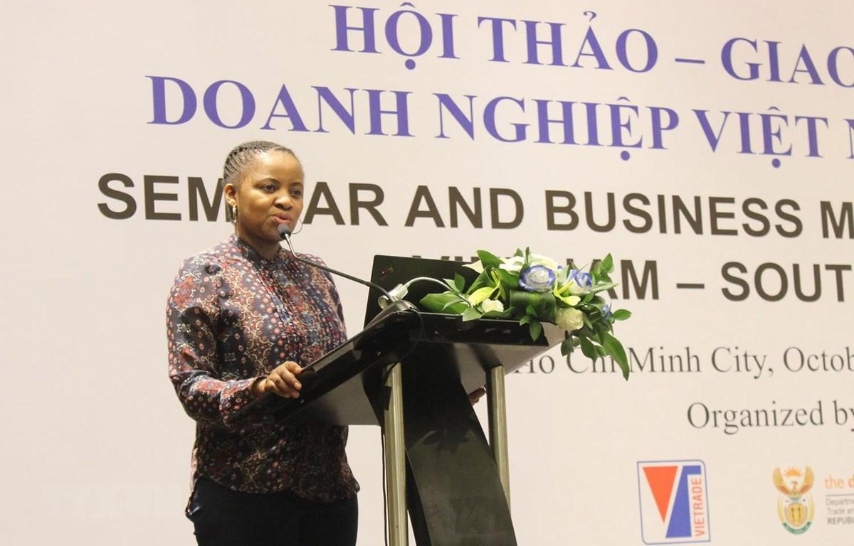 越南和南非合作潜力有待双方挖掘