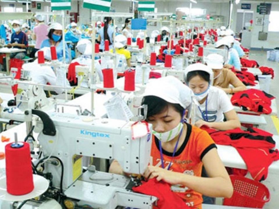 韩企欲在越南广治省投建出口服装生产厂