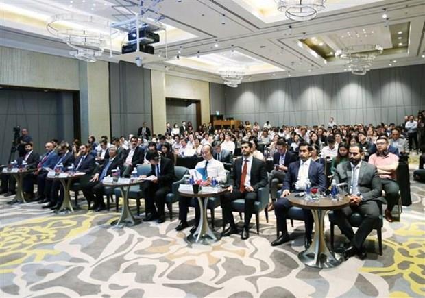 越南与阿联酋贸易投资论坛在胡志明市举行