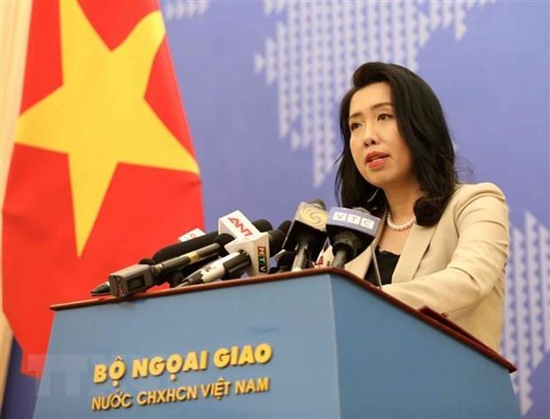 越南对全球金融诚信组织发布涉越报告做出表态