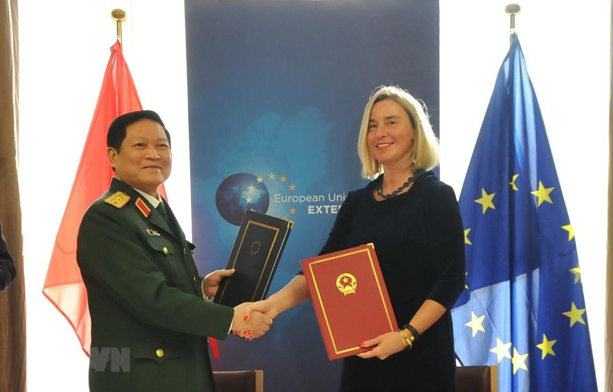 越南与欧盟签署FPA协定