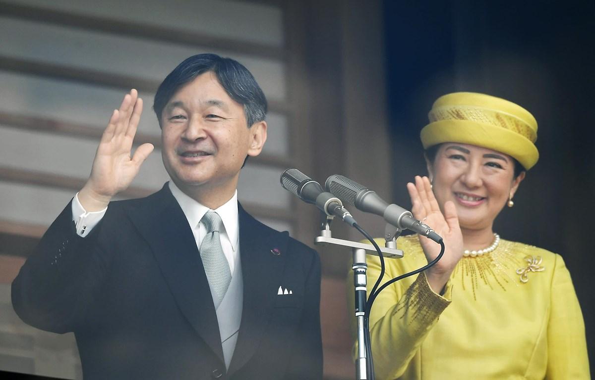 越南领导人致电祝贺日本天皇德仁即位