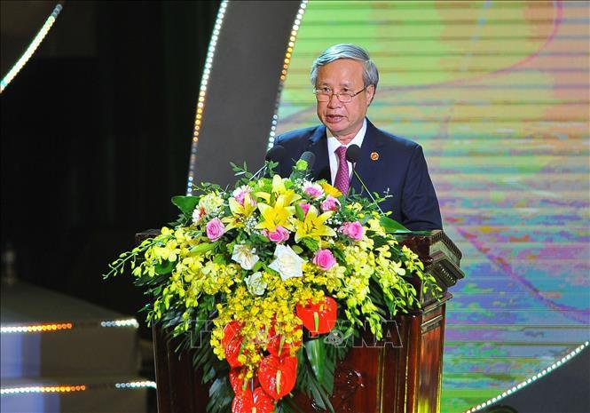 胡志明主席探访宁平省60周年纪念活动举行