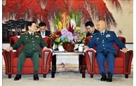 越南和中国推进防务合作