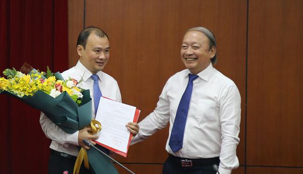 黎海平同志被任命为越共中央宣教部对外通信与国际合作司司长