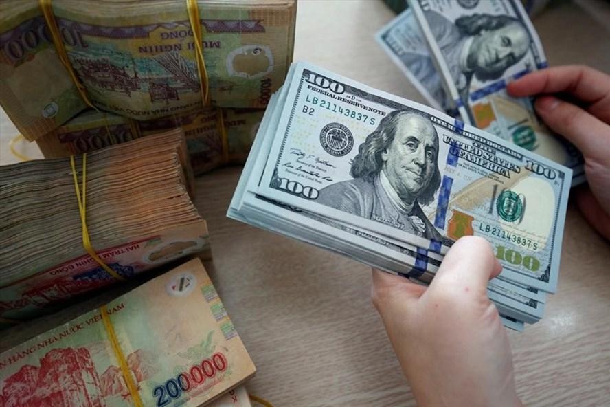 越盾对美元汇率中间价下降3越盾