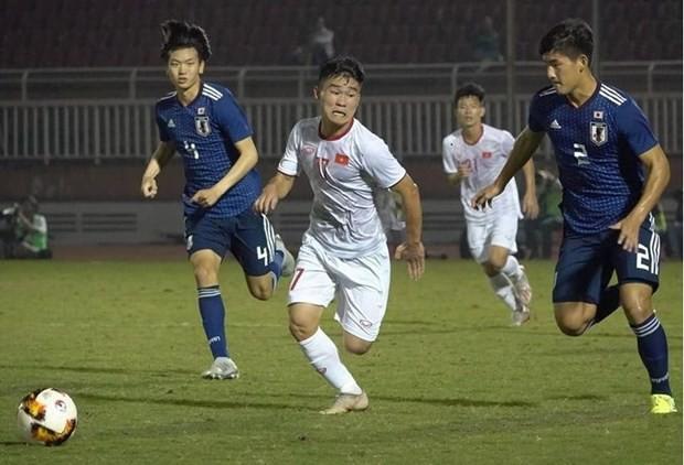 越南U19男子足球队晋级2020年亚足联U19足球锦标赛决赛圈