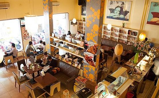 韩国协助岘港市建设书籍咖啡公园