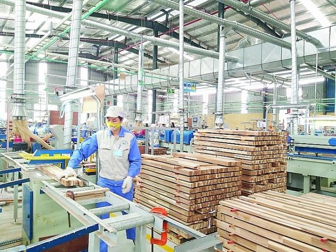 越南木材迎欧盟出口机遇