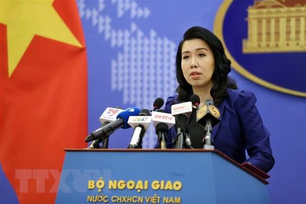 越南坚决驳斥中国外交部发言人涉长沙群岛主权的言论