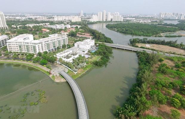 胡志明市被评为亚太地区三大最佳房地产市场之一