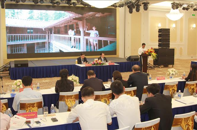 促进越南越北各省与中国广西间的旅游推广活动