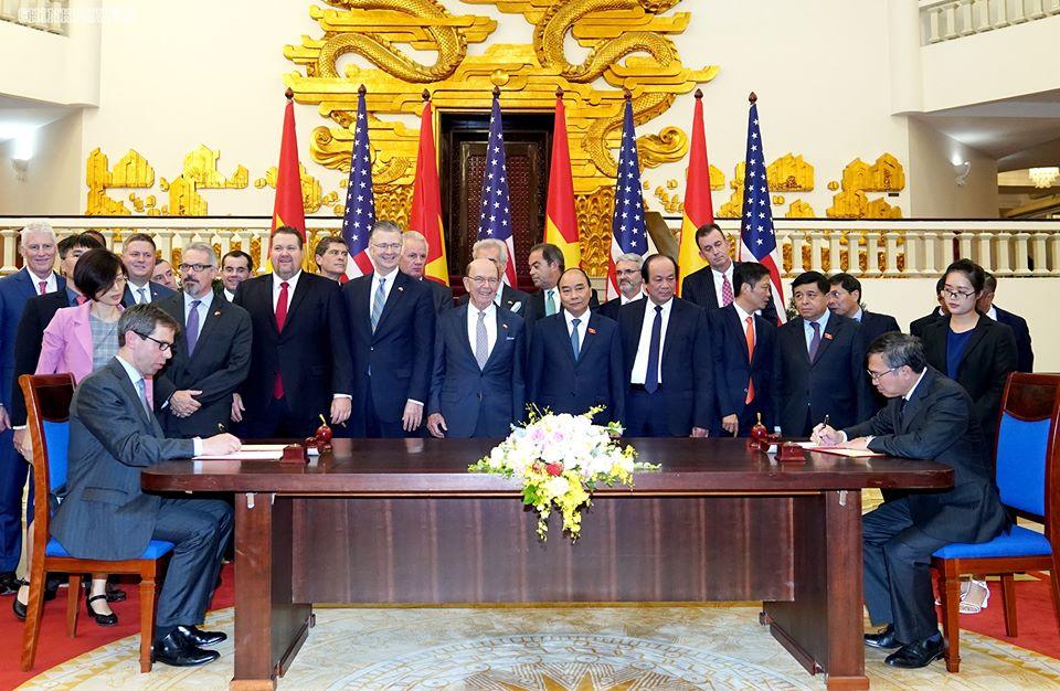 美企在越南投建2号山美天然气发电厂