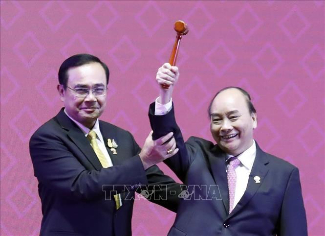 阮春福总理公布2020年东盟的主题