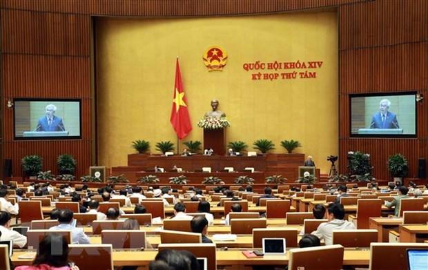 国会今日表决通过批准《少数民族地区、山区、特困地区经济社会发展总体提案》的决议