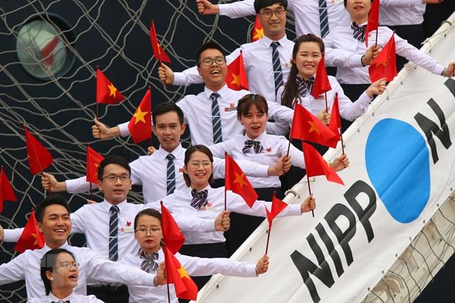 """""""东南亚与日本青年船""""计划:增进东盟各国与日本青年之间的团结情谊"""