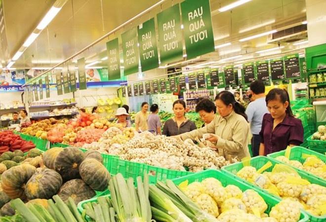 2019年11月份胡志明市消费价格指数环比增长0.52%