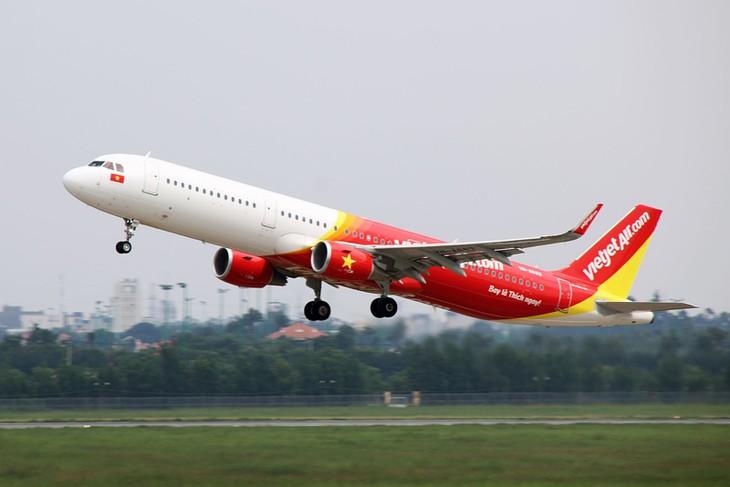 """越捷航空再次获颁""""2020年世界超节省航空公司""""奖"""