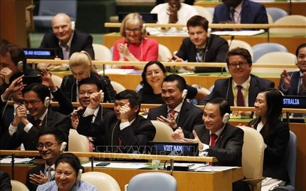 世界对越南予以厚望