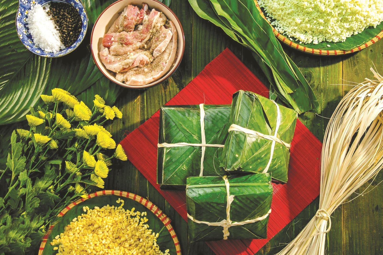 过年包粽子——越南民族的淳风美俗