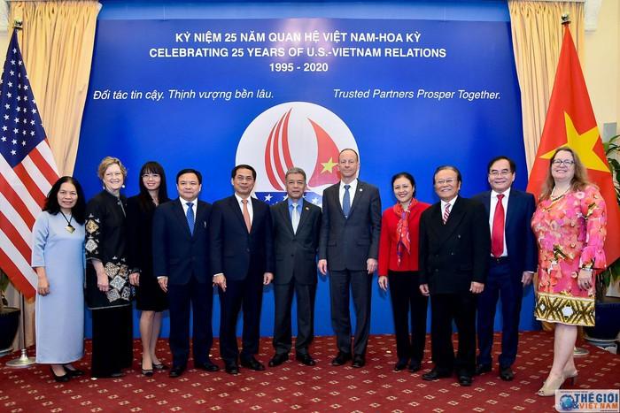越南-美国:全面合作烙印及新展望