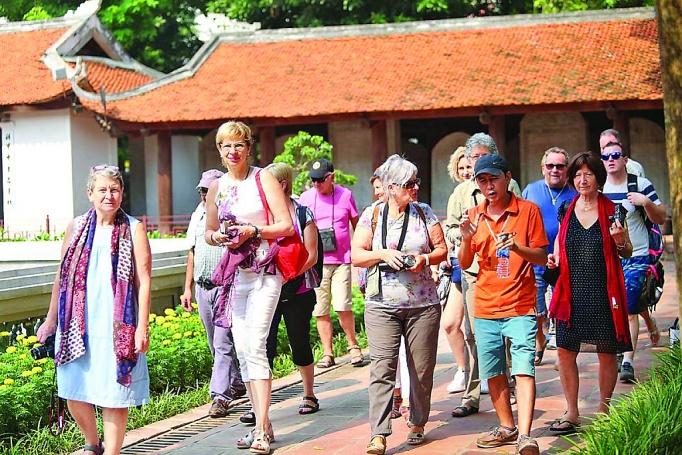 越南旅游业:确立新地位