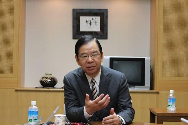 越南领导人电贺志位和夫当选日本共产党中央委员会委员长