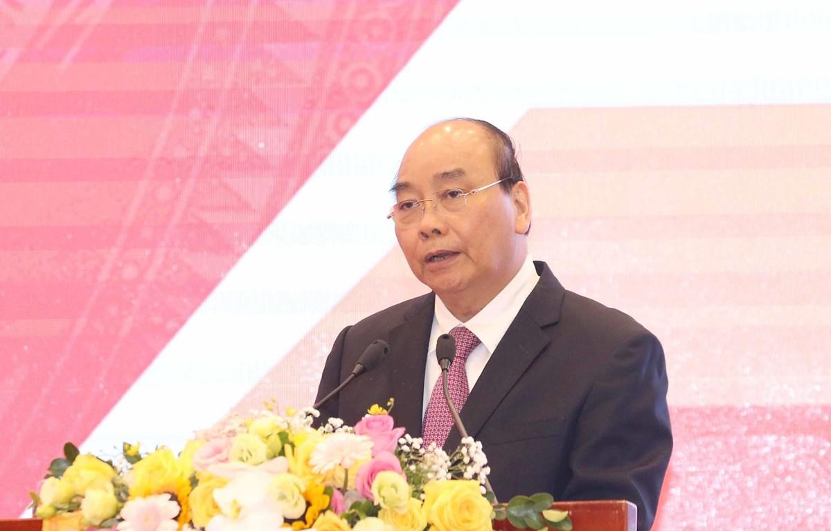 阮春福总理出席中央经济部2019年工作总结暨2020年任务部署会议