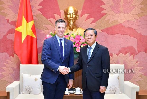 美国承诺将协助越南海警海军提升能力